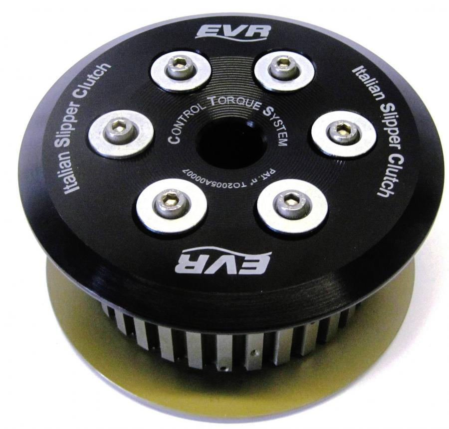 Evr patented slipper system for original basket and plates road models